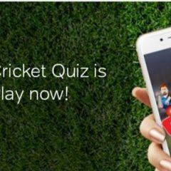 Airtel-Cricket-Quiz-Bonanza