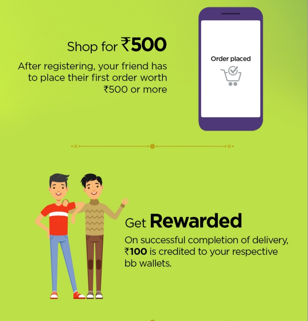 BigBasket-Refer-and-Earn