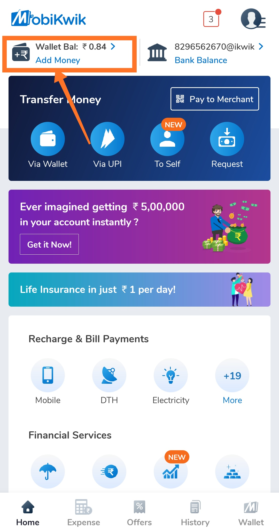 Mobikwik-Add-Money