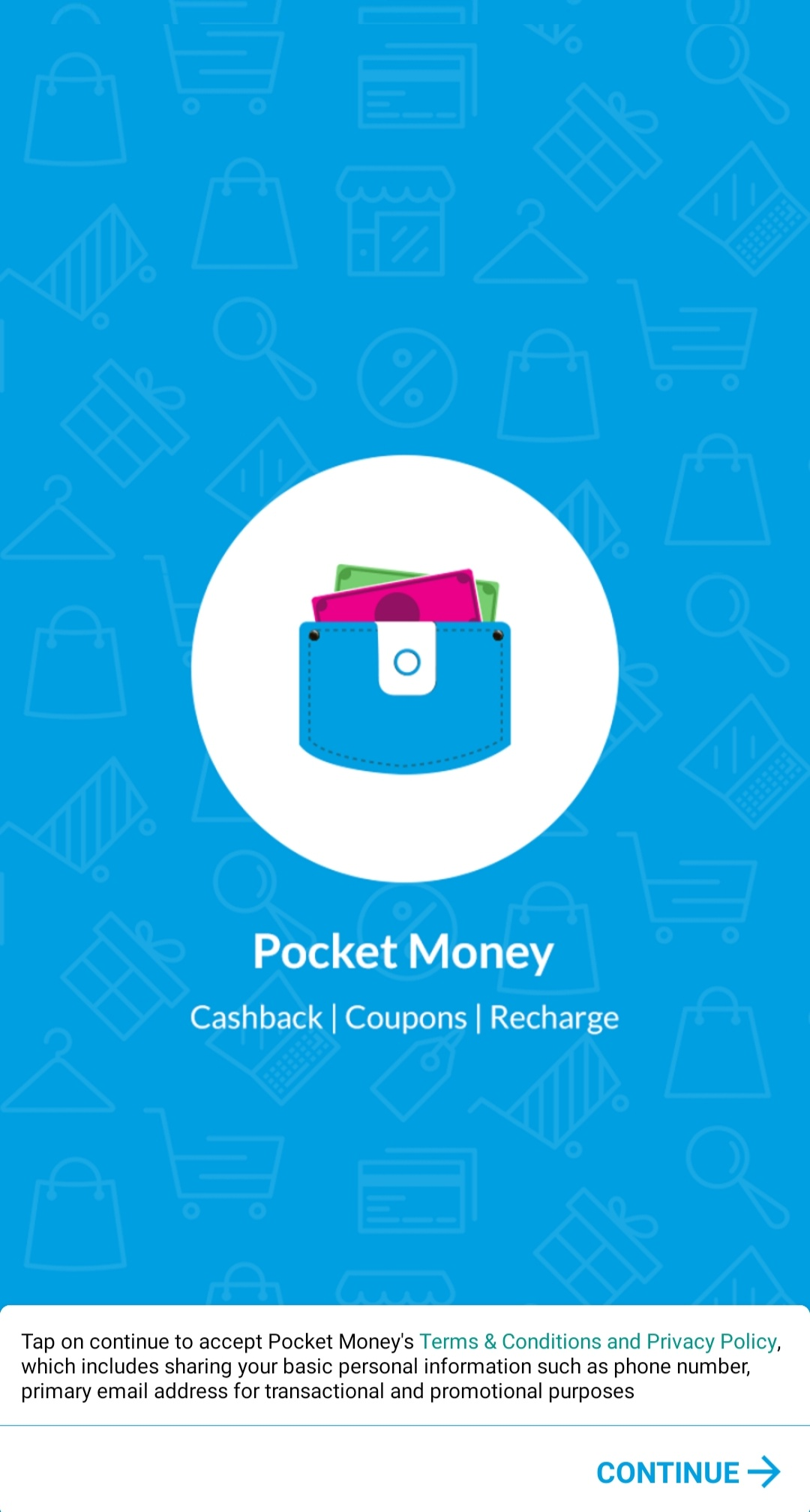 Pocket-Money-App