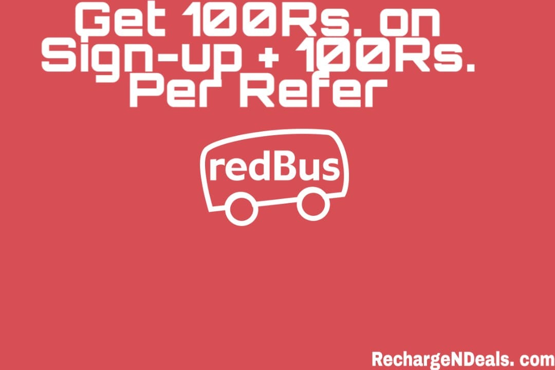 RedBus-Referral-Code