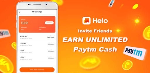 Helo Referral Code Csbdfxl How To Enter Referral Code In Helo 2020