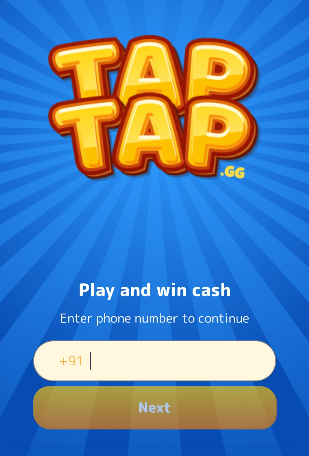 TapTap-Website-Signup