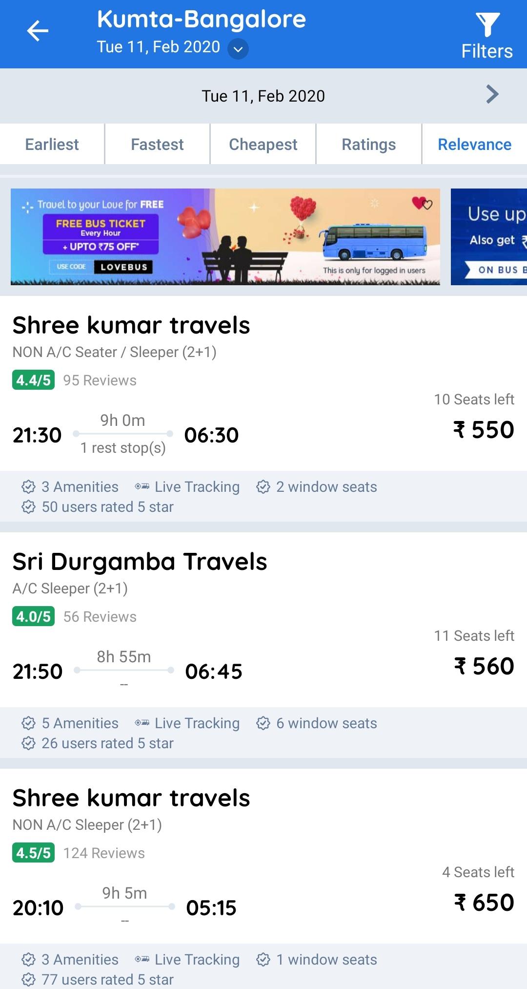 Goibibo-App-bus-booking