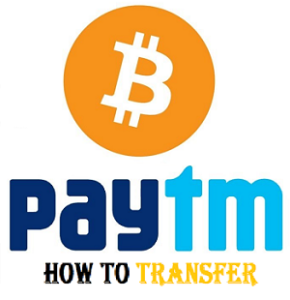 Bitcoins-To-Paytm