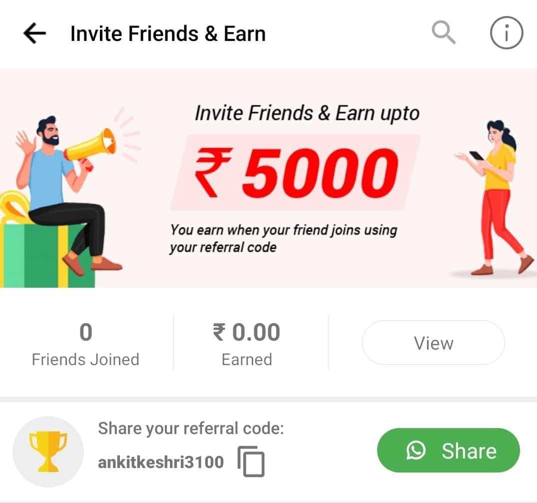 Nojoto App Invite Code