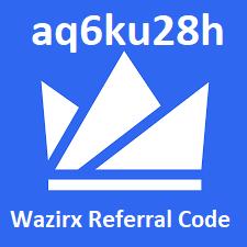 Wazirx referral code 2021