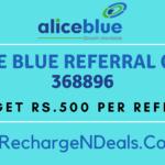 Alice Blue Referral Code