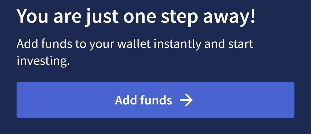 How to Add Funds in Coindcx Go