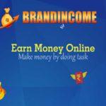 Brand Income App Referral Code