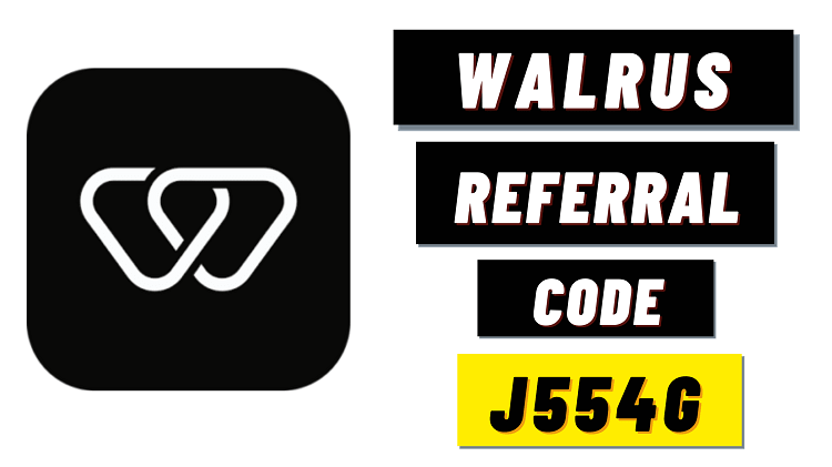 Walrus Card App referral code 2021