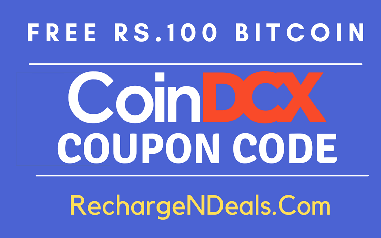 CoinDCX Coupn Code
