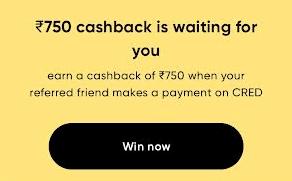 Cred App Refer & Earn Offer